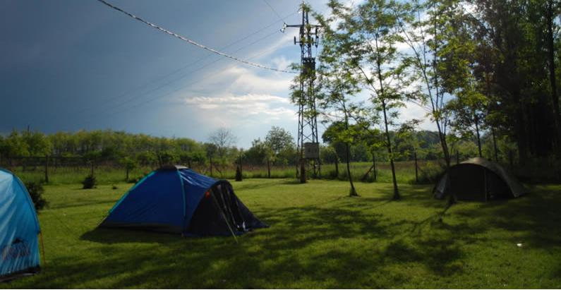 Kamp Bezdan